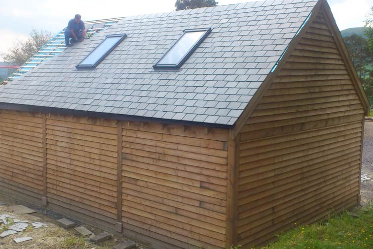 Cladding, Roofing & Roof Lights