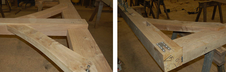 SolidLox Post and Beam