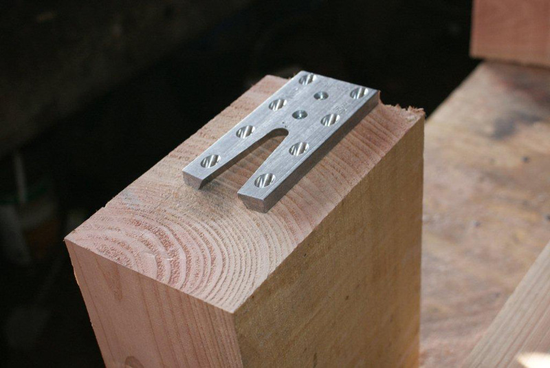 SolidLox Hanger Fixed to Beam