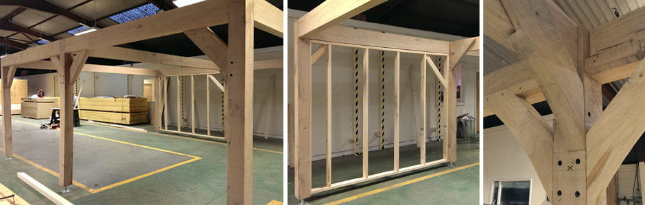 SolidLox Post and Beam Timber Frame Building System Explained