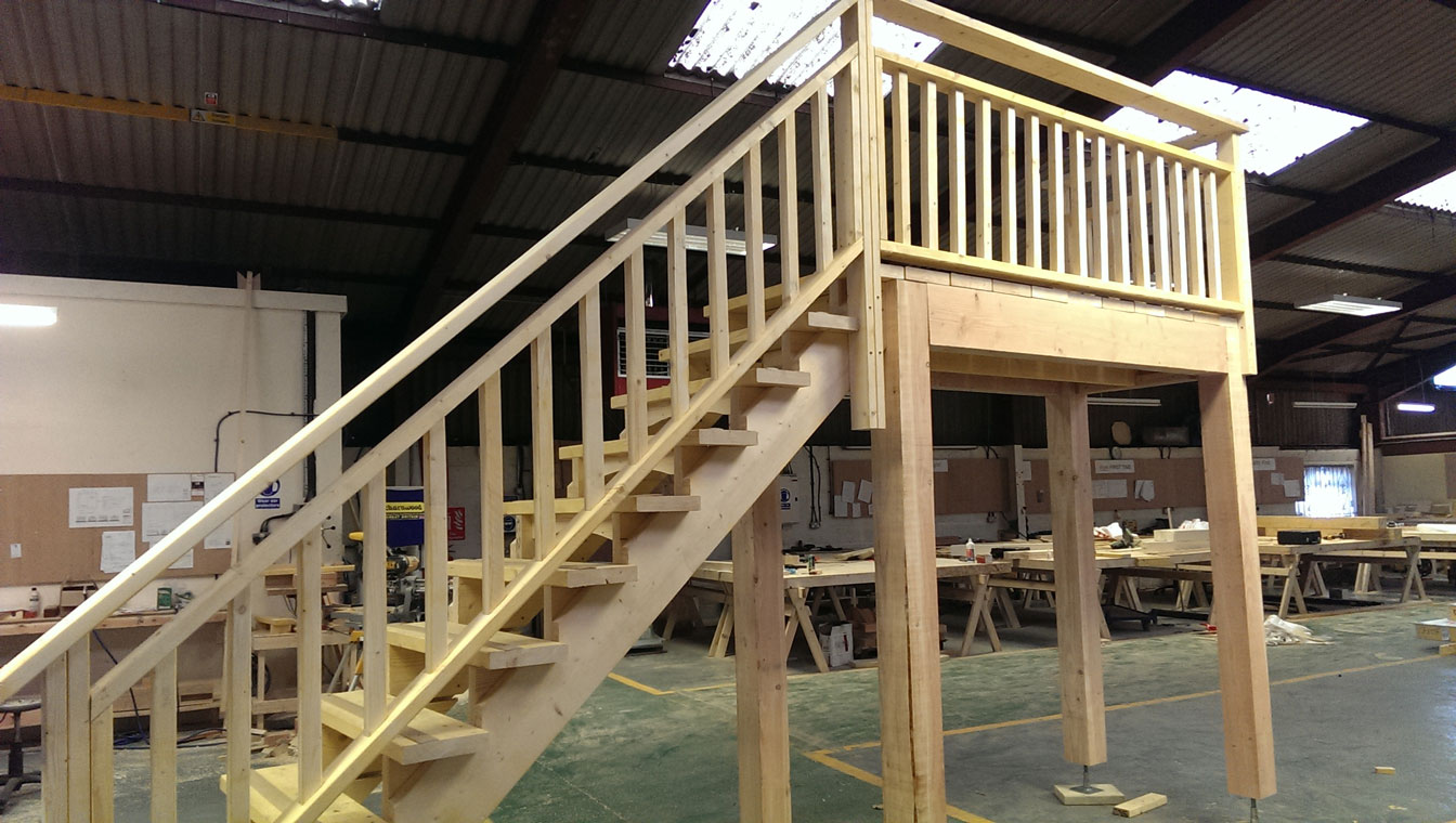 Garage And Carport Staircases Solidlox