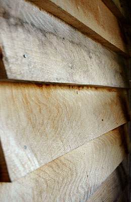 Feather Edge Timber Cladding