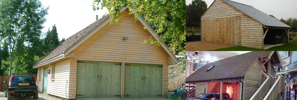 SolidLox Timber Garages