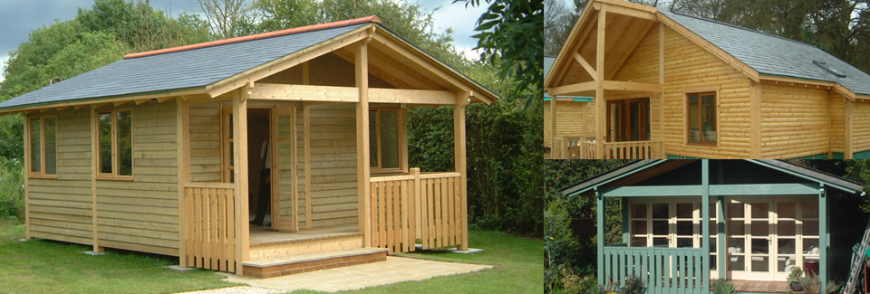SolidLox Timber Lodges