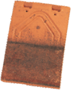 Phlempin Plain Clay Roof Tile