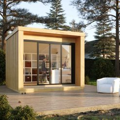 SolidLox Four Seasons Self Build Garden Office