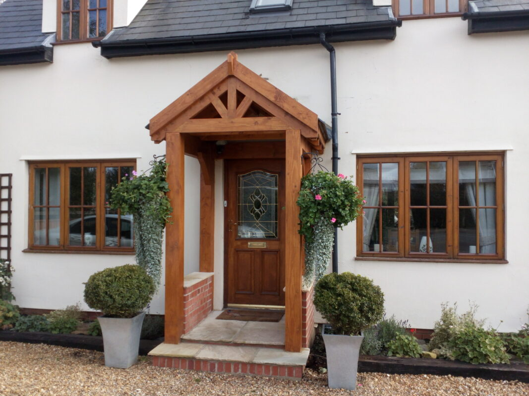 SolidLox Bespoke Porch